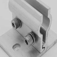 400铝镁锰板430固定防风夹具