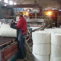 rto蓄热式焚烧炉用硅酸铝纤维针刺毯