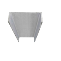 建筑鋁模板  200U槽鋁模板
