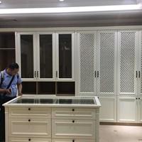 零甲醛全铝衣柜橱柜酒柜书柜全屋定制