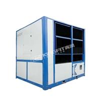 氧化专用磁悬浮高效双冷冷水机站