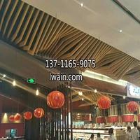 梅州木纹铝单板厂家 弧形铝单板厂家