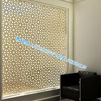 仿木紋鋁窗花 鋁合金藝術窗花