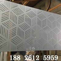3D穿孔铝单板价格_立体穿孔铝单板