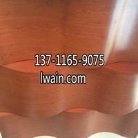 浙江外墙铝单板设计 氟碳双曲铝单板