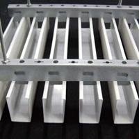 学校食堂铝方通 白色铝方通 铝方通生产厂家