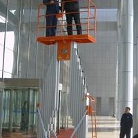 铝合金升降机厂家售铝合金式液压升降机平台