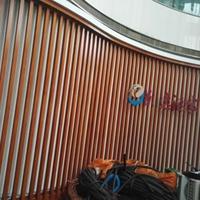铝合金格栅天花-艺术造型铝方通天花吊顶