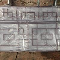 上饶门头造型铝窗花订货价格