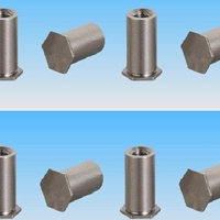 廠家直銷盲孔壓鉚螺柱BSO-3.5M3-8