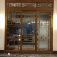 新余门头造型铝窗花订货价格