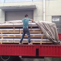 浙江0.2mm厚度1100铝板 AL1100铝板单价