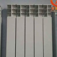 厂家直销压铸铝暖气片高压铸铝散热片鑫圣通