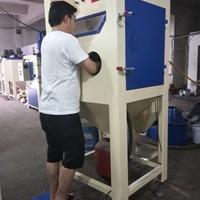 喷砂机手动90型喷沙机环保喷砂机碳化硼
