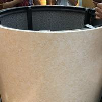 石材圓弧鋁蜂窩板