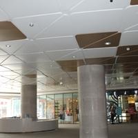 氟碳铝单板幕墙户外墙面造型铝型材专业定制