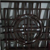 艺术雕刻铝屏风铝合金雕花定制厂家