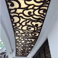湖南铝花格 酒店艺术铝窗花装饰