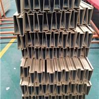 仿木纹铝方通天花-热转印木纹铝格栅价格