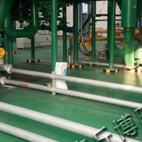 石墨粉管鏈提升機 石粉管鏈機定量輸送
