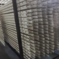 弧形铝格栅吊顶-商场木纹铝方通天花
