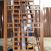 九江市园林景区铝窗花订货价格