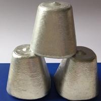 供应脱氧小铝锭,钢厂脱氧铝锭厂家