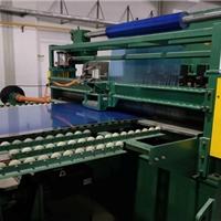 3-1850铝板移动剪切生产线