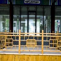 九江市学校通道铝窗花订货价格