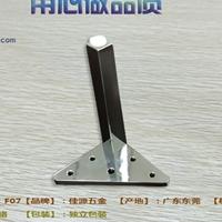 铝合金调整脚、可调脚、电视柜脚、镀铬