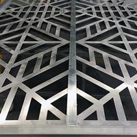 北京別墅中式鋁窗花 仿古鋁屏風 鋁合金花格