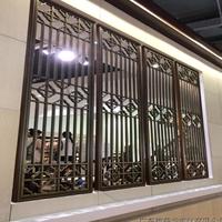 鋁合金花格焊接鋁花格,復古木紋鋁花格廠家