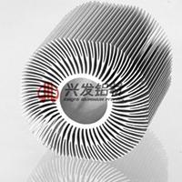 佛山挤压铝型材厂家直销电子散热器型材