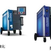 CLOOS焊机350  镀锌板焊接