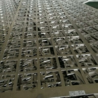 雕花铝单板厂家_室内雕花铝单板吊顶