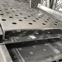 2.0mm鋁單板外墻裝飾干掛 木紋沖孔<em>鋁</em><em>板</em>