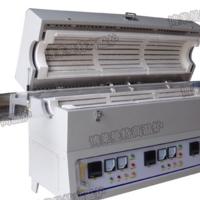 1700度开启式三温区管式炉厂家 批发 价格
