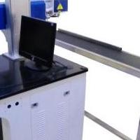 CPVC电力管材激光喷码机打码机