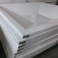 造型铝天花吊顶 深井型铝扣板天花