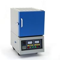 安晟1700℃高溫節能箱式電爐