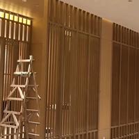 石臺鋁方通木紋鋁方通 尺寸