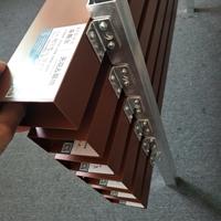 100100铝方管 8080木纹铝合金管