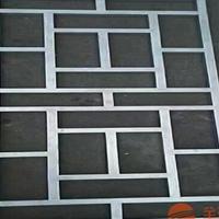 木纹铝合金窗花外墙护栏氟碳铝合金花格