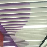 铝型材方管 仿木纹铝方管 木纹铝方管吊顶