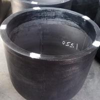 400公斤熔鋁坩堝,煉鋁專用提純