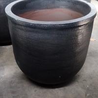 东营熔铝石墨坩埚,化铝坩埚动态