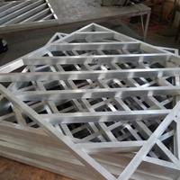 朝阳会所雕刻造型铝屏风价格