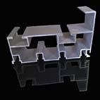 郑州生产加工电梯踏板铝型材