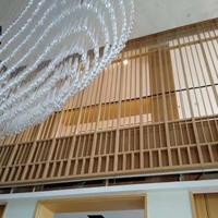 岳西小区铝屏风-2018新款屏风