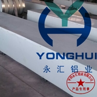 永汇铝业出口包装750型压型瓦楞铝板